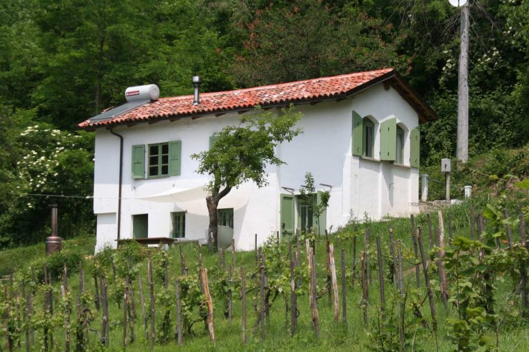 het vakantiehuis casa vigna